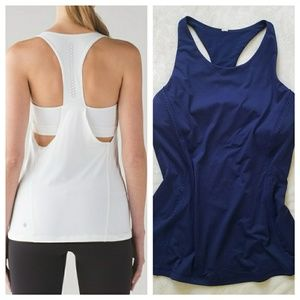 Lululemon || Hit It Tank w/ Built-In Bra